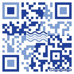 QR code with logo 1h5C0