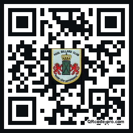 QR code with logo 1h690