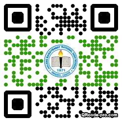 QR Code Design 1h9M0