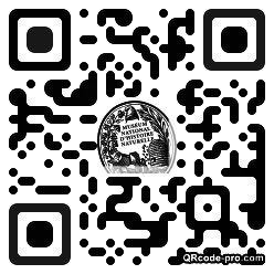 QR code with logo 1hDp0