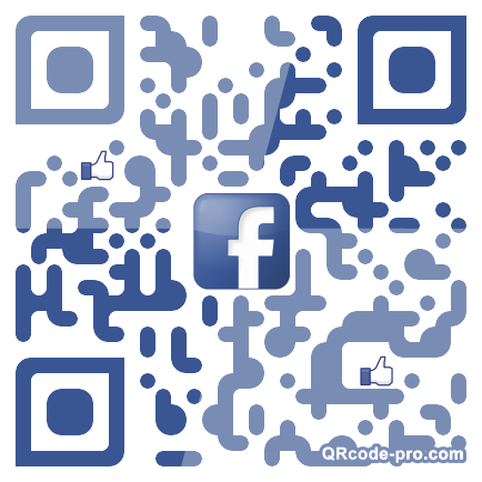 QR code with logo 1hF00
