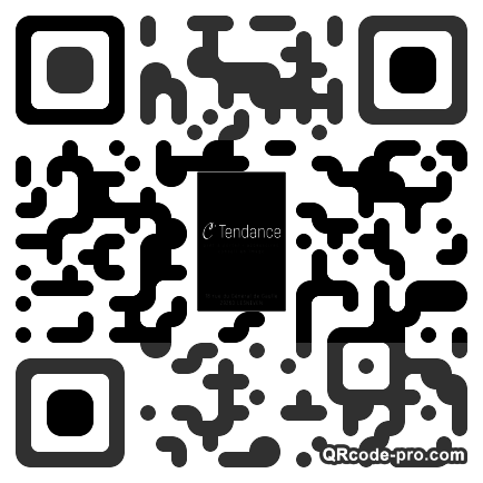 QR code with logo 1hKM0