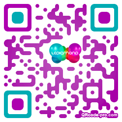 QR code with logo 1hNY0