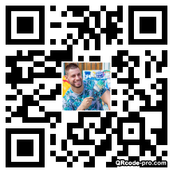 QR code with logo 1hPG0