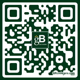 QR code with logo 1hb70