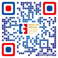 QR Code Design 1hf40
