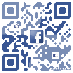 QR code with logo 1hfp0