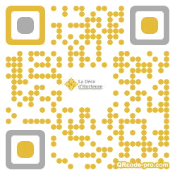 QR code with logo 1hgy0