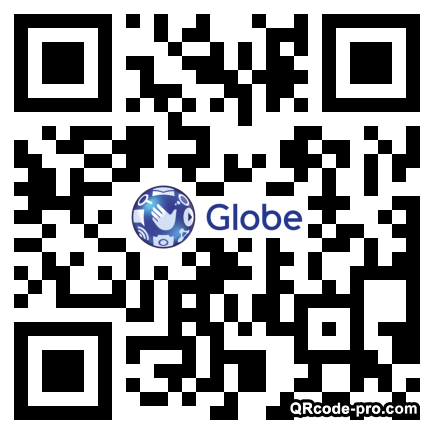 QR code with logo 1hlw0