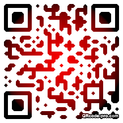 QR code with logo 1ho00