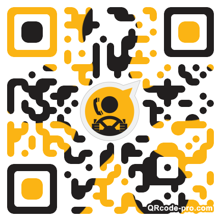 QR code with logo 1hoV0
