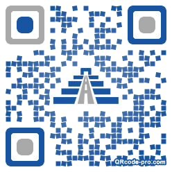QR code with logo 1htV0