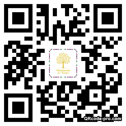 QR code with logo 1i1k0