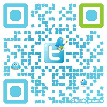 QR code with logo 1i8A0