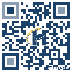 QR code with logo 1iD50