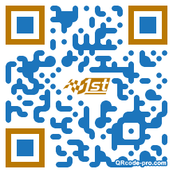 QR code with logo 1iFx0