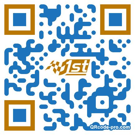 QR Code Design 1iFx0