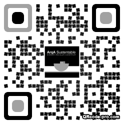 QR code with logo 1iH60