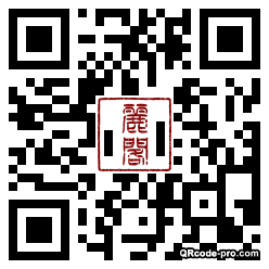 QR code with logo 1iL60