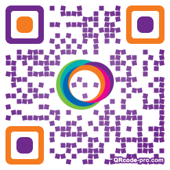 QR code with logo 1iRg0