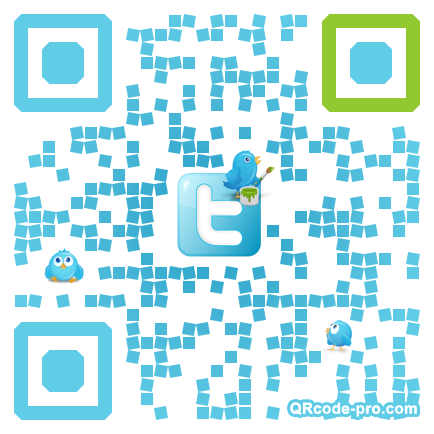 QR code with logo 1iSx0