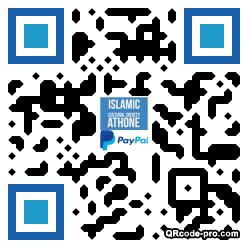 QR code with logo 1iUu0