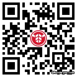 QR code with logo 1iWK0