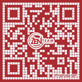 QR code with logo 1iaL0