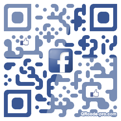 QR code with logo 1ieS0