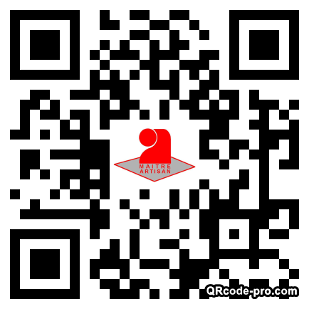 QR code with logo 1ifI0