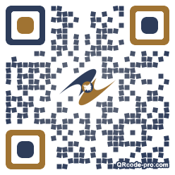 QR code with logo 1ily0