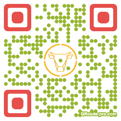 QR code with logo 1int0