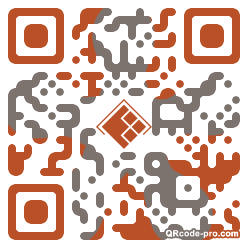 QR code with logo 1iph0