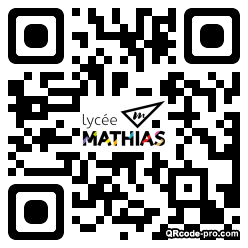 QR code with logo 1ivE0