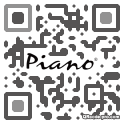 QR code with logo 1j0j0
