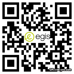 QR code with logo 1jAS0