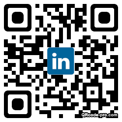 QR code with logo 1jCy0