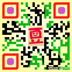 QR code with logo 1jNk0