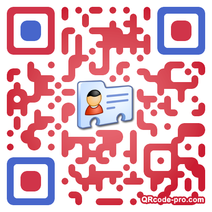 QR code with logo 1jNo0