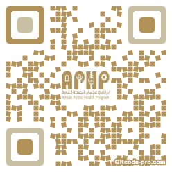 QR code with logo 1jPW0