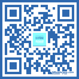 QR code with logo 1jRF0