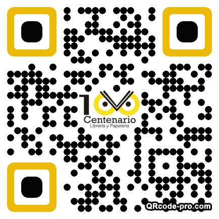 QR Code Design 1jTM0