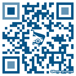 QR code with logo 1jb40