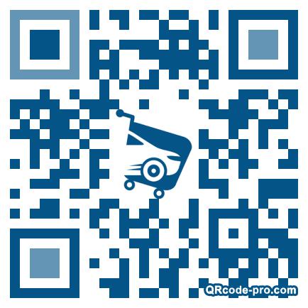 QR code with logo 1jb50