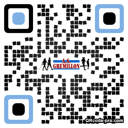 QR code with logo 1joI0