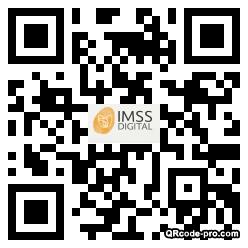 QR code with logo 1juM0