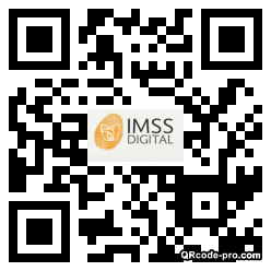 QR code with logo 1juQ0