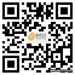 QR code with logo 1jym0