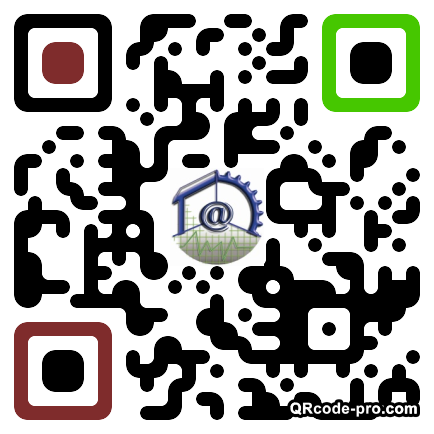 QR Code Design 1k050
