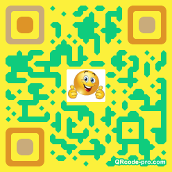 QR code with logo 1k0S0